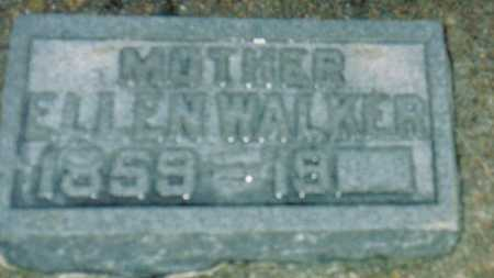 WALKER, ELLEN - Highland County, Ohio | ELLEN WALKER - Ohio Gravestone Photos