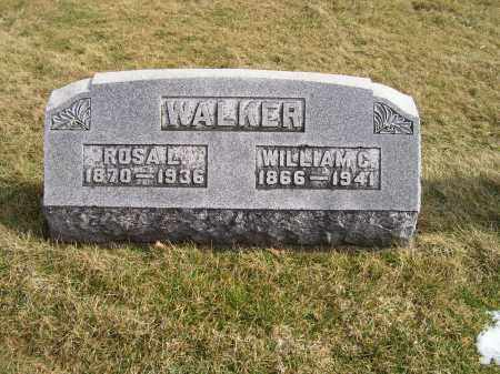 WALKER, ROSA L. - Highland County, Ohio | ROSA L. WALKER - Ohio Gravestone Photos