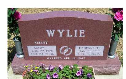 WYLIE, MARY E. - Highland County, Ohio | MARY E. WYLIE - Ohio Gravestone Photos