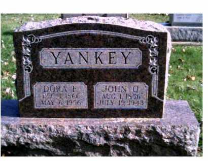 YANKEY, JOHN Q. - Highland County, Ohio | JOHN Q. YANKEY - Ohio Gravestone Photos