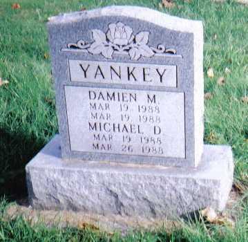 YANKEY, DAMIEN M. - Highland County, Ohio | DAMIEN M. YANKEY - Ohio Gravestone Photos