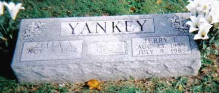 YANKEY, JERRY E. - Highland County, Ohio | JERRY E. YANKEY - Ohio Gravestone Photos