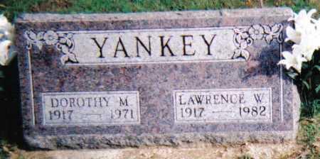 YANKEY, LAWRENCE W. - Highland County, Ohio | LAWRENCE W. YANKEY - Ohio Gravestone Photos