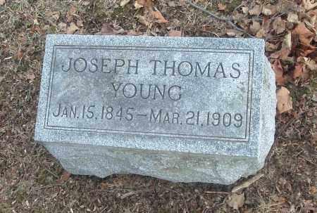 YOUNG, JOSEPH THOMAS - Highland County, Ohio | JOSEPH THOMAS YOUNG - Ohio Gravestone Photos