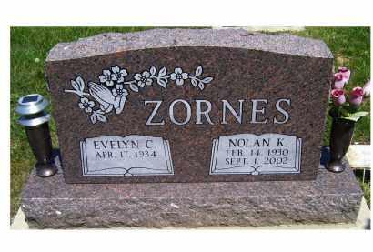 ZORNES, NOLAN K. - Highland County, Ohio | NOLAN K. ZORNES - Ohio Gravestone Photos
