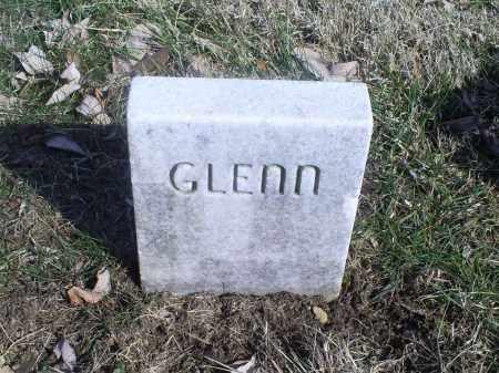 UNKNOWN, GLENN - Hocking County, Ohio   GLENN UNKNOWN - Ohio Gravestone Photos