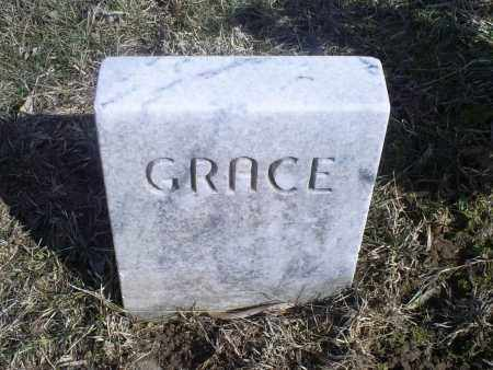 UNKNOWN, GRACE - Hocking County, Ohio | GRACE UNKNOWN - Ohio Gravestone Photos