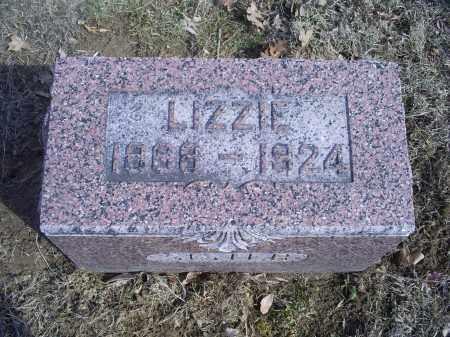 UNKNOWN, LIZZIE - Hocking County, Ohio | LIZZIE UNKNOWN - Ohio Gravestone Photos