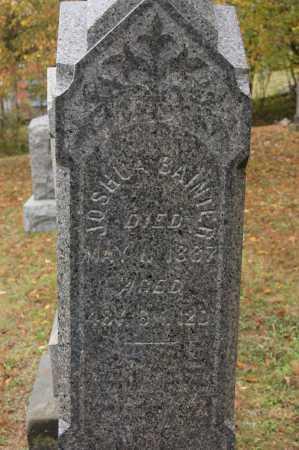 BAINTER, JOSHUA - Hocking County, Ohio | JOSHUA BAINTER - Ohio Gravestone Photos