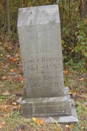 BAINTER, SIDNEY - Hocking County, Ohio | SIDNEY BAINTER - Ohio Gravestone Photos