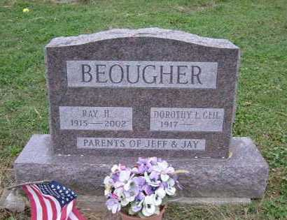 GEIL BEOUGHER, DOROTHY L. - Hocking County, Ohio | DOROTHY L. GEIL BEOUGHER - Ohio Gravestone Photos