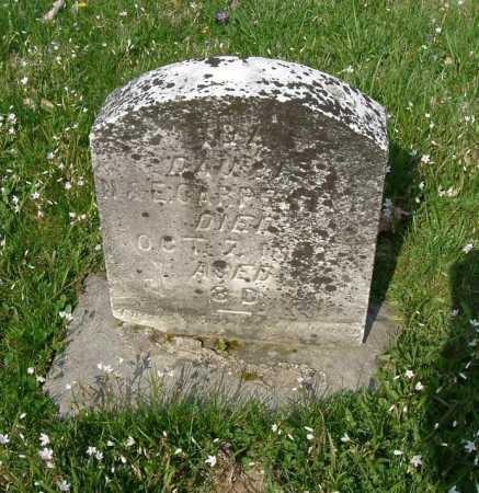 CARPENTER, DAUGHTER - Hocking County, Ohio | DAUGHTER CARPENTER - Ohio Gravestone Photos