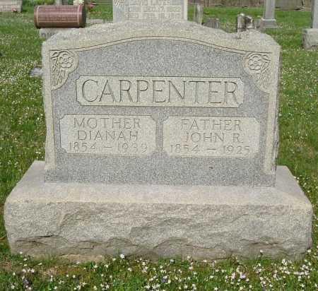 CARPENTER, JOHN R. - Hocking County, Ohio | JOHN R. CARPENTER - Ohio Gravestone Photos
