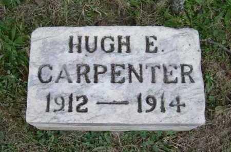 CARPENTER, HUGH E. - Hocking County, Ohio | HUGH E. CARPENTER - Ohio Gravestone Photos