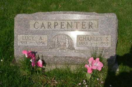 CARPENTER, CHARLES S. - Hocking County, Ohio | CHARLES S. CARPENTER - Ohio Gravestone Photos