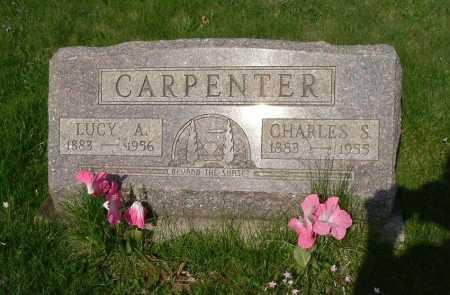 CARPENTER, CHARLES S. - Hocking County, Ohio | CHARLES S. CARPENTER - Ohio Gravestone Photos