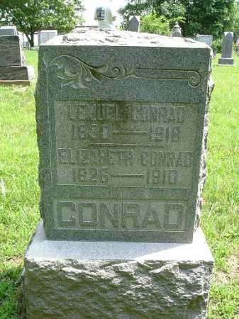 CONRAD, LEMUEL - Hocking County, Ohio | LEMUEL CONRAD - Ohio Gravestone Photos