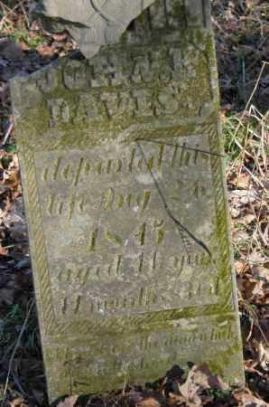 DAVIS, JOHN K - Hocking County, Ohio | JOHN K DAVIS - Ohio Gravestone Photos