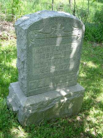 ELLINGER, JOHN - Hocking County, Ohio | JOHN ELLINGER - Ohio Gravestone Photos