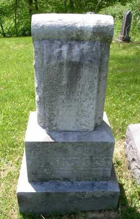 FRANCISCO, B. G. - Hocking County, Ohio | B. G. FRANCISCO - Ohio Gravestone Photos