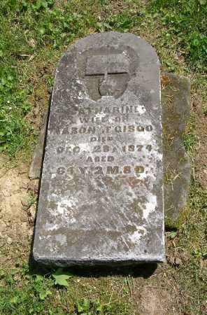 FRANCISCO, CATHERINE - Hocking County, Ohio | CATHERINE FRANCISCO - Ohio Gravestone Photos