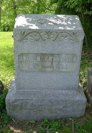 FRANCISCO, JOHN D. - Hocking County, Ohio   JOHN D. FRANCISCO - Ohio Gravestone Photos