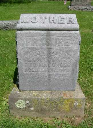 FRASURE, ALMEDA - Hocking County, Ohio | ALMEDA FRASURE - Ohio Gravestone Photos