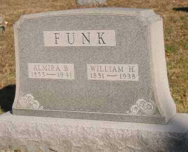 FUNK, WILLIAM H - Hocking County, Ohio | WILLIAM H FUNK - Ohio Gravestone Photos