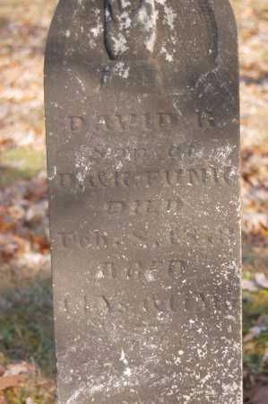 FUNK, DAVID R. - Hocking County, Ohio | DAVID R. FUNK - Ohio Gravestone Photos