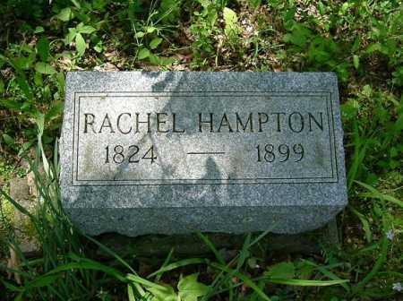 HAMPTON, RACHEL - Hocking County, Ohio | RACHEL HAMPTON - Ohio Gravestone Photos
