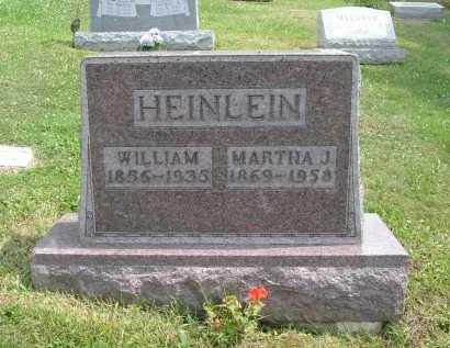 HEINLEIN, WILLIAM - Hocking County, Ohio | WILLIAM HEINLEIN - Ohio Gravestone Photos