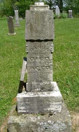 HEITE, DANIEL - Hocking County, Ohio | DANIEL HEITE - Ohio Gravestone Photos