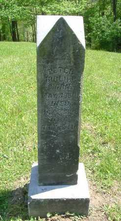 HIBLING, PETER - Hocking County, Ohio   PETER HIBLING - Ohio Gravestone Photos