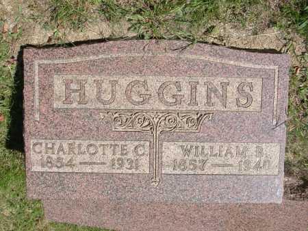 HUGGINS, CHARLOTTE C. - Hocking County, Ohio   CHARLOTTE C. HUGGINS - Ohio Gravestone Photos