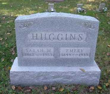 HUGGINS, SARAH M. - Hocking County, Ohio | SARAH M. HUGGINS - Ohio Gravestone Photos