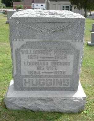 HUGGINS, LOUISIANA - Hocking County, Ohio | LOUISIANA HUGGINS - Ohio Gravestone Photos