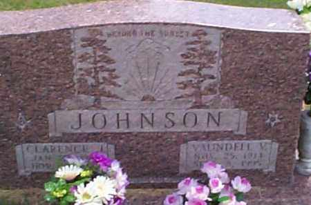 JOHNSON, VAUNDELL V. - Hocking County, Ohio | VAUNDELL V. JOHNSON - Ohio Gravestone Photos