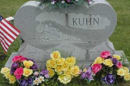 KUHN, ROBERT D. - Hocking County, Ohio | ROBERT D. KUHN - Ohio Gravestone Photos