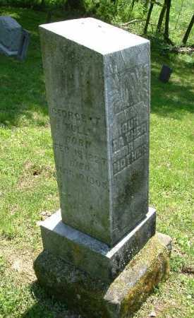 KULL, GEORGE T. - Hocking County, Ohio   GEORGE T. KULL - Ohio Gravestone Photos
