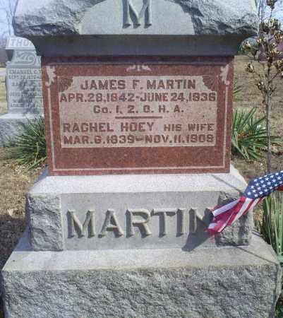 HOEY MARTIN, RACHEL - Hocking County, Ohio   RACHEL HOEY MARTIN - Ohio Gravestone Photos