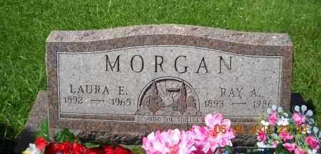 GILL MORGAN, LAURA - Hocking County, Ohio | LAURA GILL MORGAN - Ohio Gravestone Photos