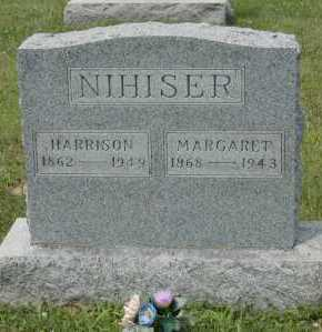 NIHISER, HARRISON - Hocking County, Ohio | HARRISON NIHISER - Ohio Gravestone Photos