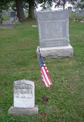 KLINGER NIHISER, LUCY - Hocking County, Ohio | LUCY KLINGER NIHISER - Ohio Gravestone Photos