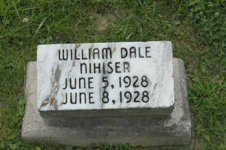 NIHISER, WILLIAM DALE ( INFANT ) - Hocking County, Ohio | WILLIAM DALE ( INFANT ) NIHISER - Ohio Gravestone Photos