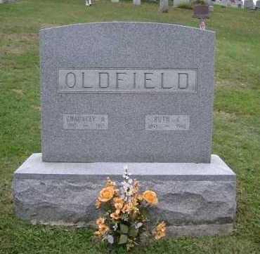 GOSS OLDFIELD, RUTH C. - Hocking County, Ohio | RUTH C. GOSS OLDFIELD - Ohio Gravestone Photos