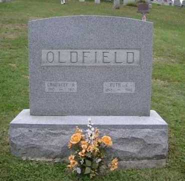 OLDFIELD, RUTH C. - Hocking County, Ohio | RUTH C. OLDFIELD - Ohio Gravestone Photos