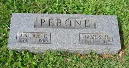PERONE, JAMES HENRY - Hocking County, Ohio | JAMES HENRY PERONE - Ohio Gravestone Photos
