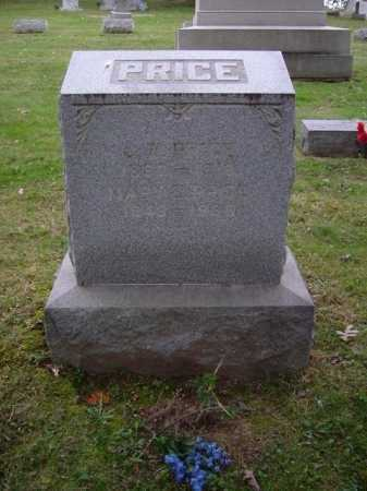 PRICE, JOHN WESLEY - Hocking County, Ohio | JOHN WESLEY PRICE - Ohio Gravestone Photos