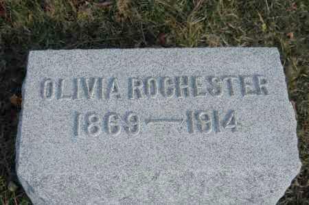 ROCHESTER, OLIVIA - Hocking County, Ohio | OLIVIA ROCHESTER - Ohio Gravestone Photos