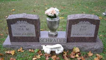 POLING SCHRADER, IDA MAE - Hocking County, Ohio | IDA MAE POLING SCHRADER - Ohio Gravestone Photos